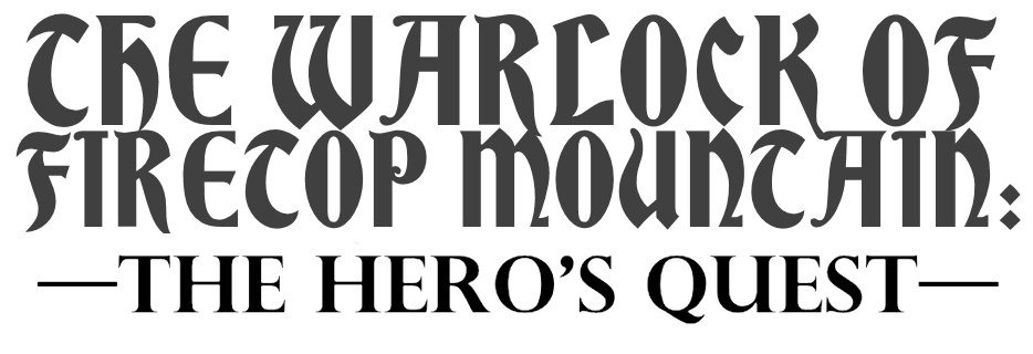The Warlock of Firetop Mountain: The Hero's Quest
